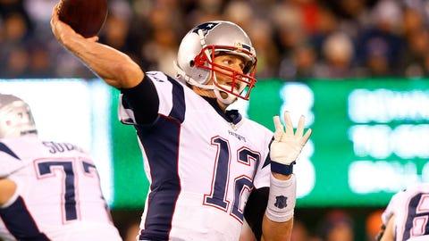 """Tom Brady """"Same. Old. Tom."""""""