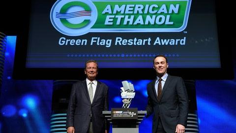 Green Flag Restart Award