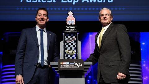 Fastest-Lap Award
