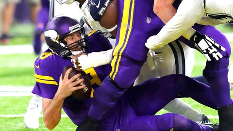 Minnesota Vikings (last week: 14)