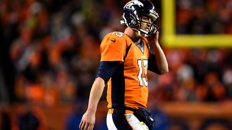 "Trevor Siemian: ""Don't mess up"""