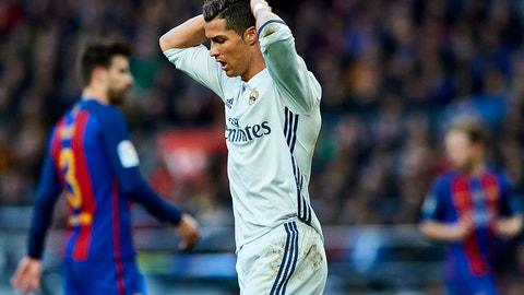 Real Madrid are still looking good