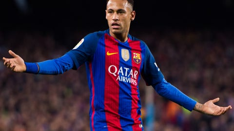 Another dud from Neymar