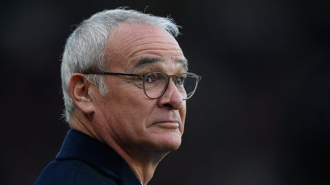 Claudio Ranieri is adorable