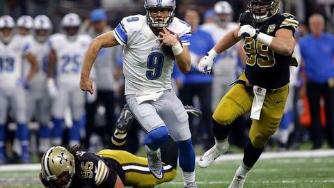 Lions 28 - Saints 13