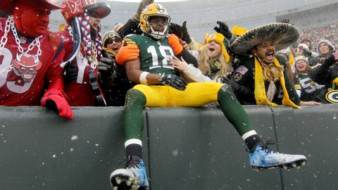4th-hardest: Green Bay Packers (6-6, 3rd out)