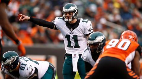 Philadelphia Eagles (last week: 18)