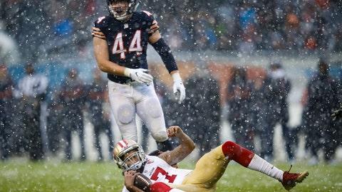 Bears 26 - 49ers 6