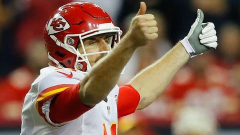 Chiefs 29 - Falcons 28