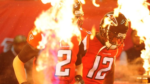 Easiest schedule: Atlanta Falcons (7-5, No. 4 seed)