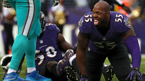 Baltimore Ravens (last week: 19)