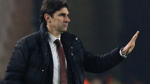 Aitor Karanka, Middlesbrough