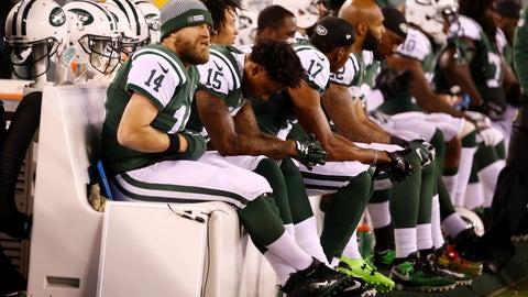New York Jets (last week: 29)