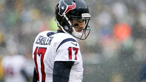 Brock Osweiler - Texans