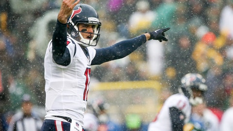 Packers 21 - Texans 13