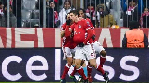 Bayern Munich (Previously: 8)