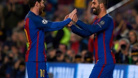 Barcelona (Previously: 2)