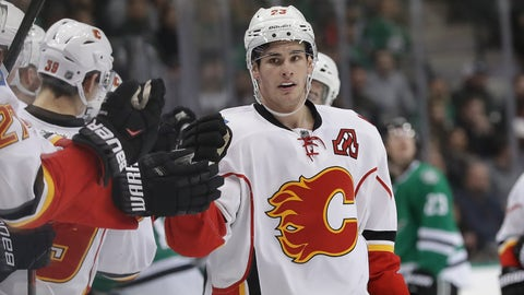 The Flames are erasing their slow start