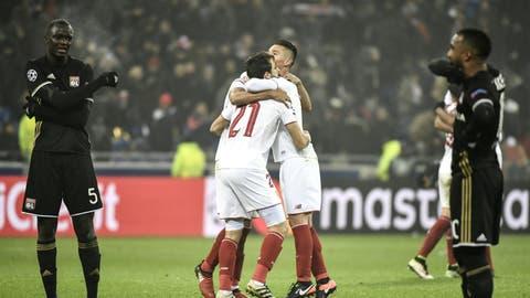 Sevilla: (Previously: Unranked)