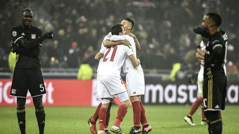 Sevilla's fairytale continues