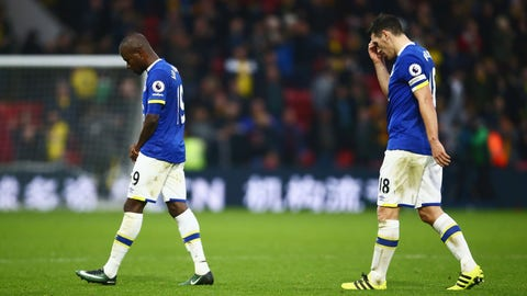 Remember when we thought Everton had something going?