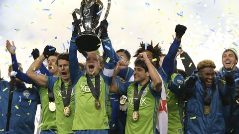 Seattle completes amazing comeback to win MLS Cup