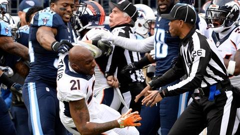 Titans 13 - Broncos 10
