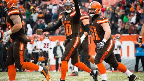 Bengals 23 - Browns 10