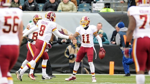 Washington Redskins (last week: 12)