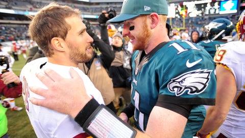Washington 27 - Eagles 22
