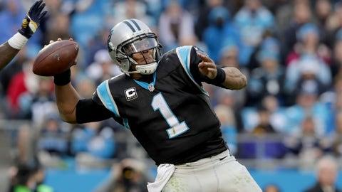 Carolina Panthers (last week: 26)