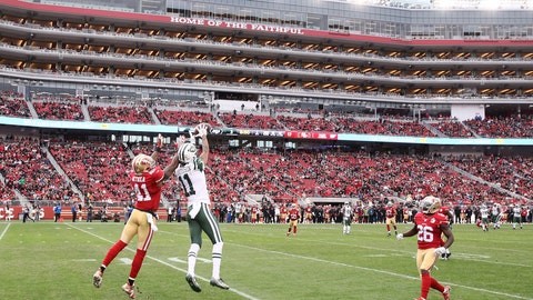 Jets 23 - 49ers 17