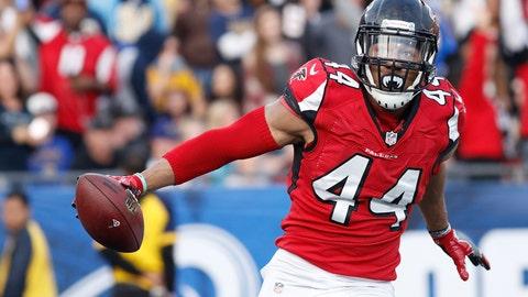 3. Atlanta Falcons (10-6)