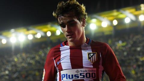 Antoine Griezmann leaves Atletico Madrid