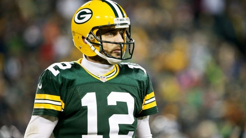Aaron Rodgers' calf, Matthew Stafford's finger and more ...