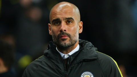 Pep Guardiola's Manchester City experiment