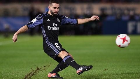 DEF: Dani Carvajal - Real Madrid