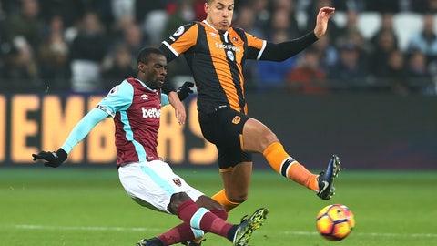 Pedro Obiang, West Ham United