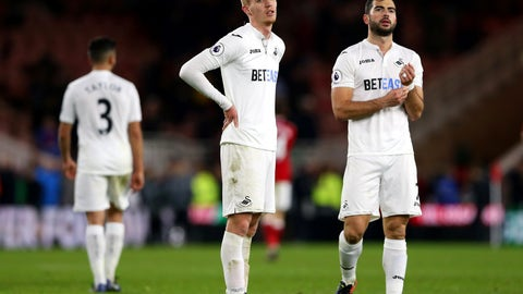 A killer loss for Swansea