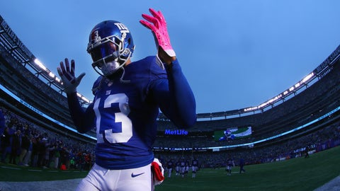 5. New York Giants (12-4)
