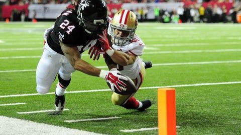 Falcons 41 - 49ers 13