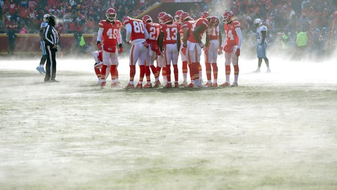 One more look at that brutally cold Chiefs-Titans game