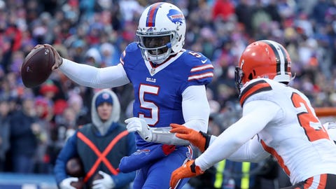 Bills 33 - Browns 13