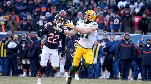 Packers 30 - Bears 27