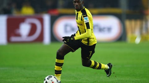 Which of Dortmund's young guns will star this time?