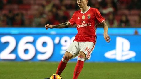 Defender: Victor Lindelof, Benfica