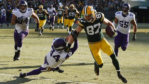 Packers 38 - Vikings 25