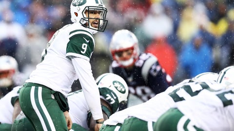 Bryce Petty, QB, Jets (shoulder)
