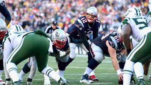 Patriots 41 - Jets 3