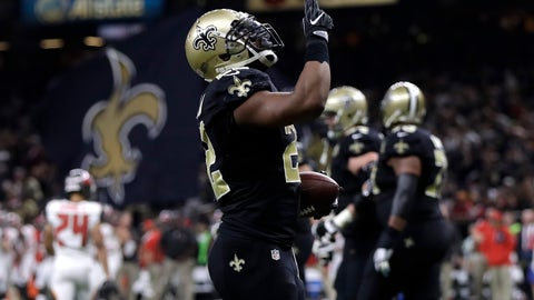 Saints 31 - Buccaneers 24